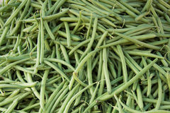 Common Beans. On the market Royalty Free Stock Image