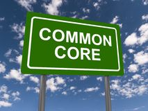 Common core Stock Photo