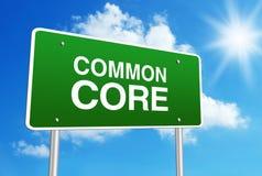 Common Core Stock Photo