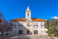 Common Hall, Aveiro. Common Hall (Camara Municipal de Aveiro) in Aveiro, north Portugal Royalty Free Stock Image