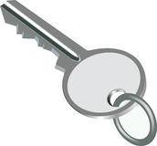 Common key, Royalty Free Stock Images