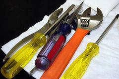 Common Laboratory Tools Stock Images