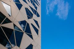 Common modern business skyscrapers, high-rise buildings Royalty Free Stock Image