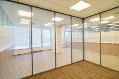 Common office building interior Stock Photography