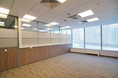 Common office building interior. Common generic office building interior Royalty Free Stock Photography