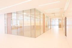 Common office building interior. Common generic office building interior Stock Images