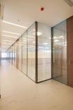 Common office building interior Stock Photos