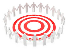 Common target Stock Photos