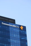 Commonwealth Bank Stock Image