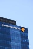 Commonwealth Bank Australia. Logo of Commonwealth Bank of Australia (CBA Stock Image