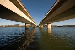 Commonwealth Bridge Stock Photo