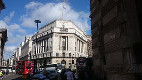 A Commonwealth building in London, England. The headquarter of a Commonwealth state in London Stock Image