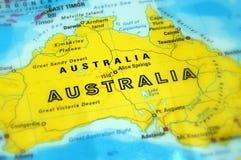 Commonwealth d'Australie photo libre de droits