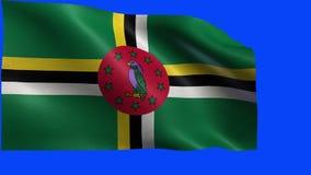 Commonwealth de Dominica, bandera de Dominica - LAZO libre illustration