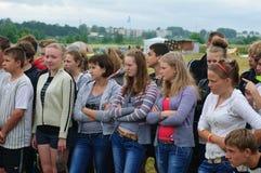 Commonwealth del forum della gioventù Fotografia Stock Libera da Diritti
