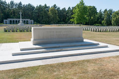 Commonwealth War graves Stock Photography