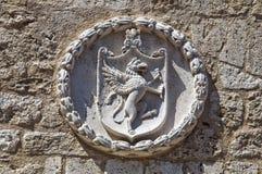 Communal palace. Narni. Umbria. Italy. Stock Photo