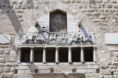 Communal palace. Narni. Umbria. Italy. Stock Images