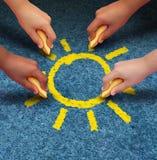 Communautair Onderwijs vector illustratie