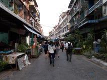 Communautaire Zaal in de hoofdstad Stock Foto