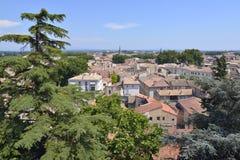 Commune van Avignon in Frankrijk stock afbeelding