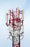 Communicatie antenne stock afbeelding
