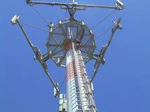 Communicatie antenne stock foto