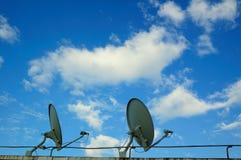 Communicatie Antenne Royalty-vrije Stock Foto