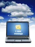 Communicatie concept. Stock Foto