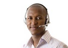 Communicatie Helpline stock fotografie