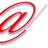 Communicatie symbool Stock Foto