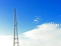 Communicatie Toren Royalty-vrije Stock Foto's