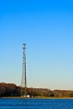 Communicatie Toren stock afbeeldingen