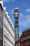 Communicatie van Londen Toren Stock Foto's