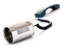 Communication. Concept of communication on white background Stock Photography