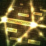 COMMUNICATION Photo stock