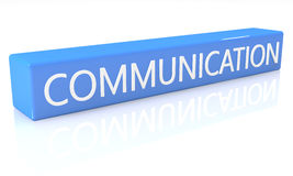 Communication Image stock