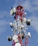 Communication antenna Royalty Free Stock Photos