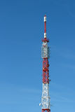 Communication antenna Royalty Free Stock Photo