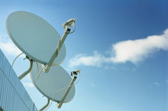Communication Antenna Stock Images