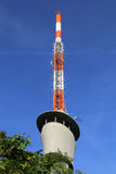 Communication antenna  tower Stock Images