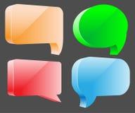 Communication Bubbles Stock Images