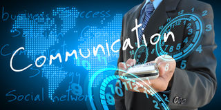 Communication Royalty Free Stock Photography