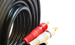 Communication cable Stock Photos