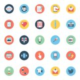 Communication Color isolated Vector Icon that can be easily modified or edit in any style vector illustration