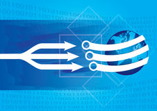 Communication concep Stock Image