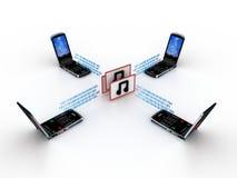 Communication concept Stock Images
