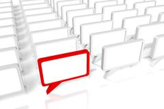 Communication concept Stock Photos