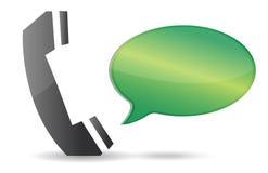 Communication concept illustration design Stock Image