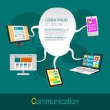 Communication Concept Stock Images